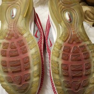 Nike Shoes - Valentine Heart Nike Air Max 97